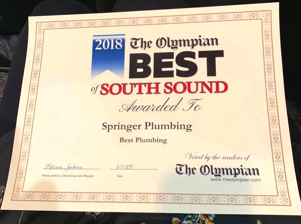 We are thrilled to add this to our Best of South Sound collection!