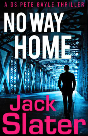 - Jack Slater worked with Kathy on his first thriller and now has three books published by HarperCollins.