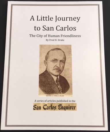 A Little Journey to San Carlos –– $15