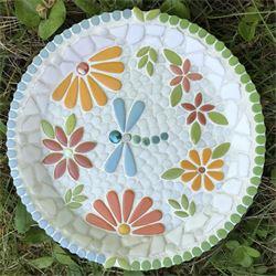 Tiny Tile Mosaic