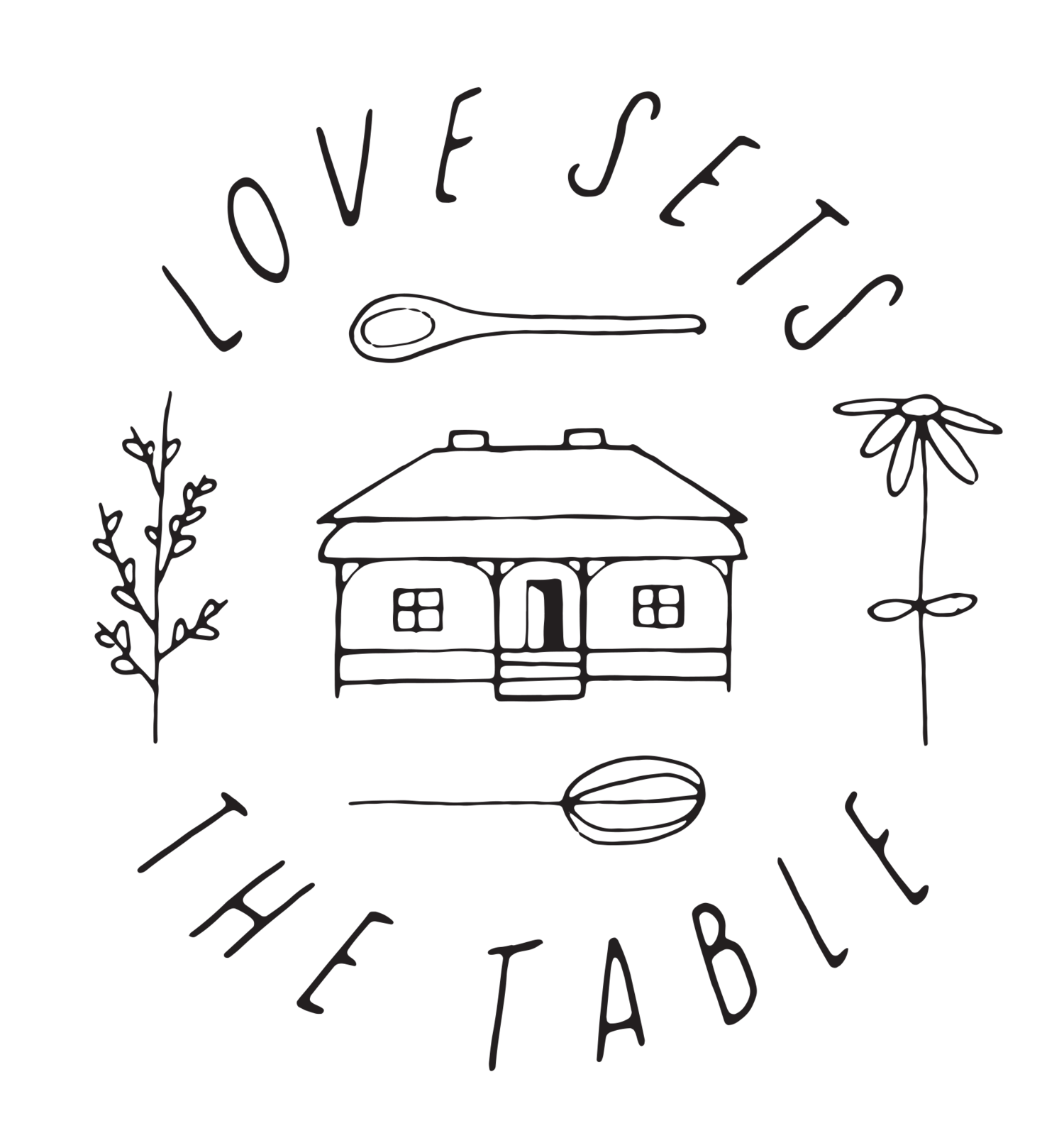 Love Sets The Table