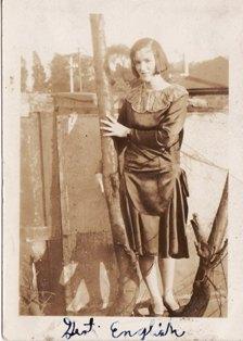 Nana, circa 1930