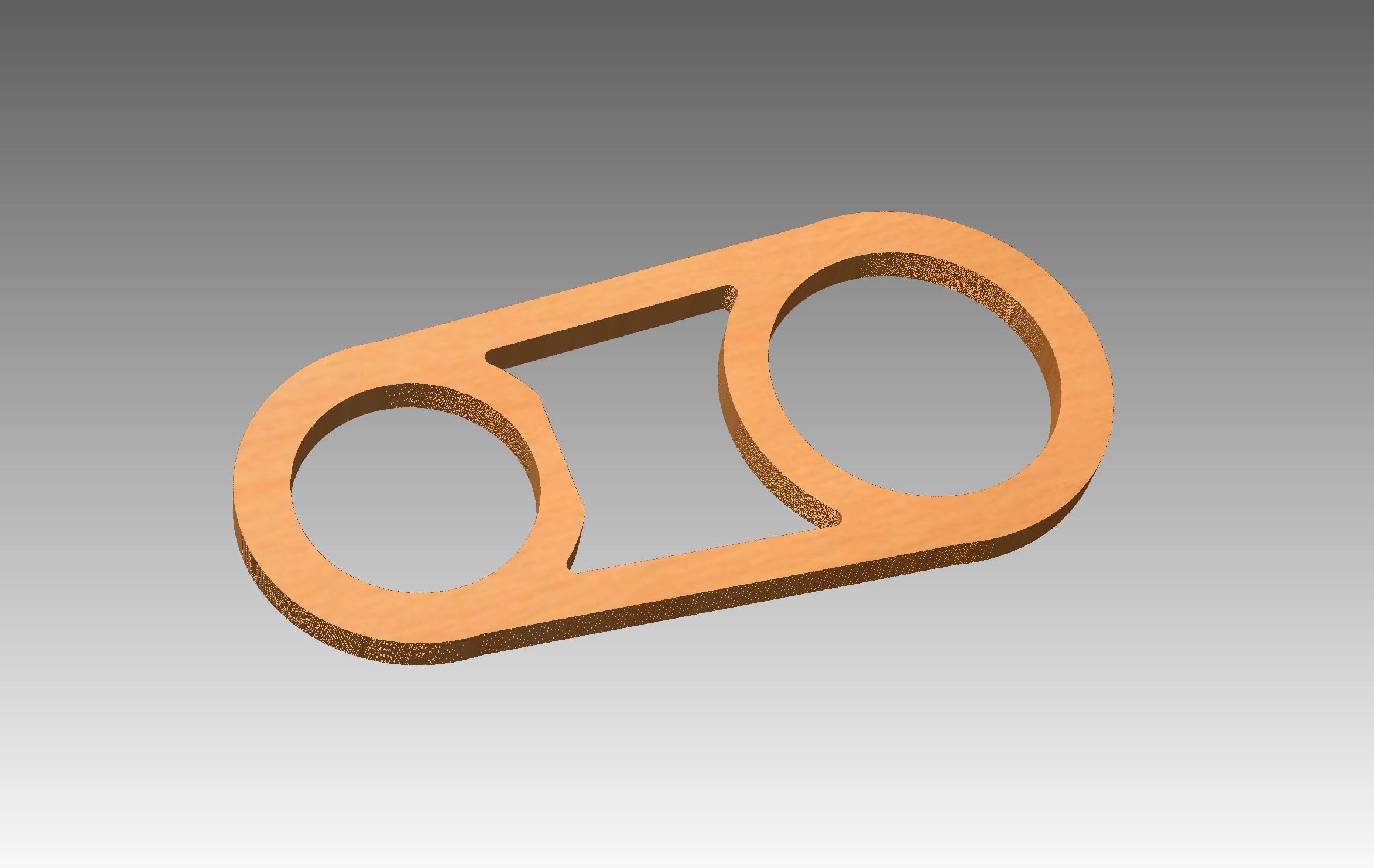 Axiom CNC Laser boot | VCarve & Vector files — Southern Ginger Workshop