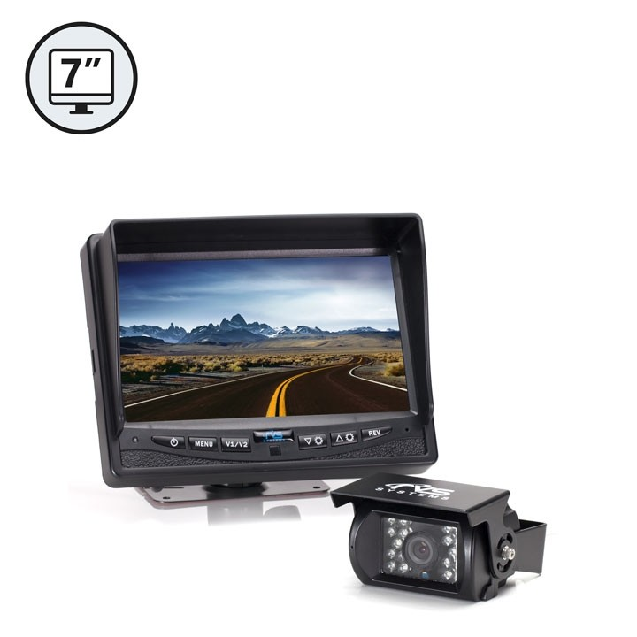 RVS-770613-NM BACKUP CAMERA SYSTEM