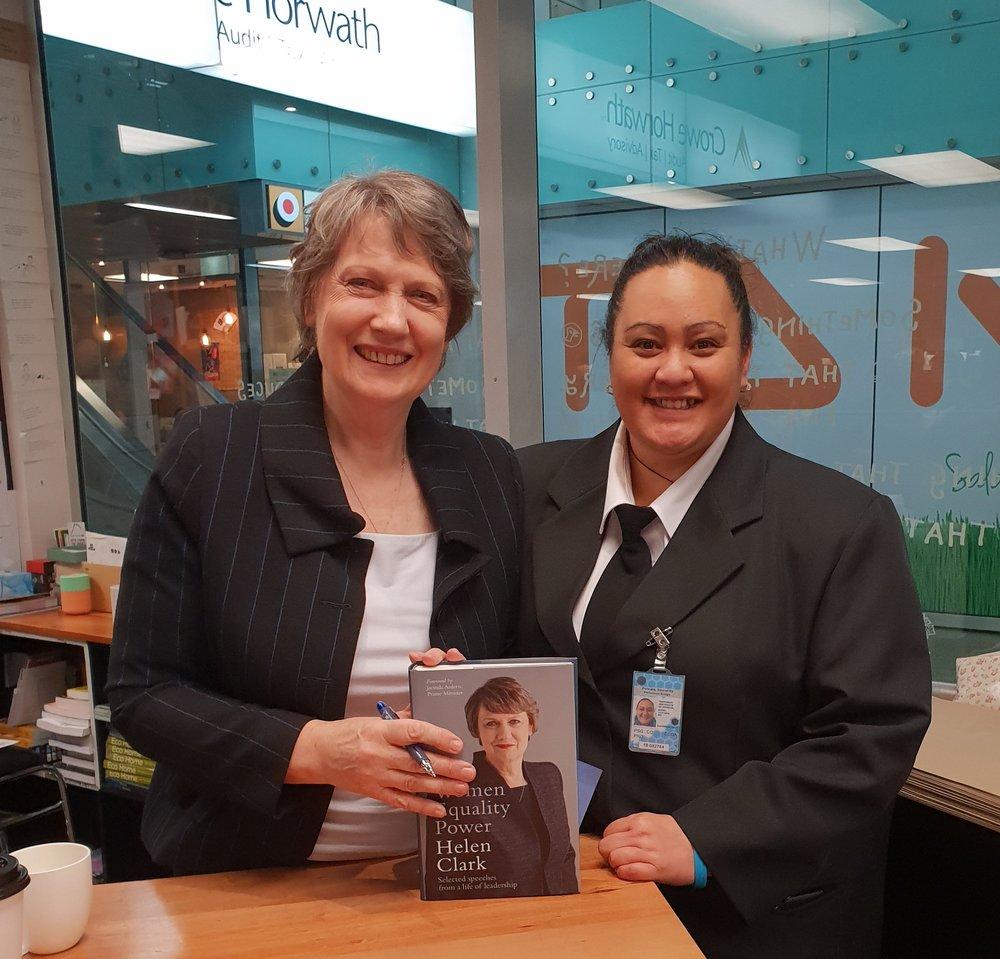 Roselina - Helen Clark book signing 4 Sept 2018.jpg