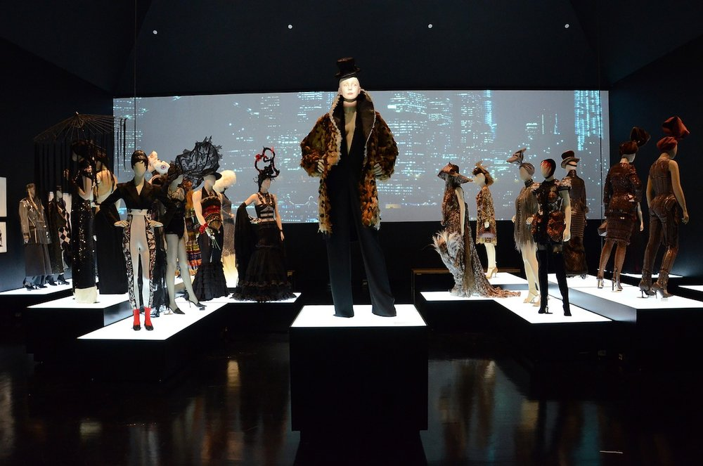 VIRAL FASHION - The Brooklyn Museum Celebrates Jean Paul Gaultier Fashion Exhibit Opening