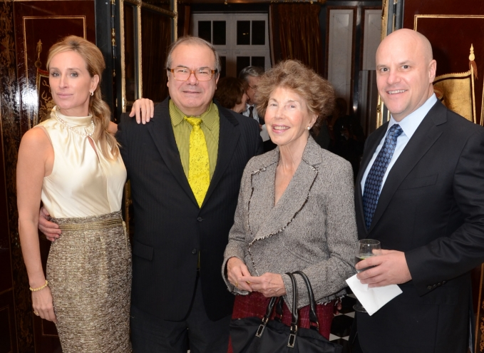 E! ONLINE - Blérancourt Gala Weekend Molyneux Reception