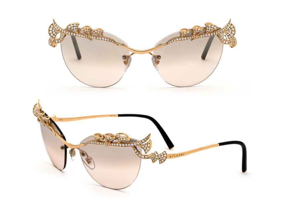 BVLGARI Pink & Diamond sunglasses by Andrew Werner .jpg