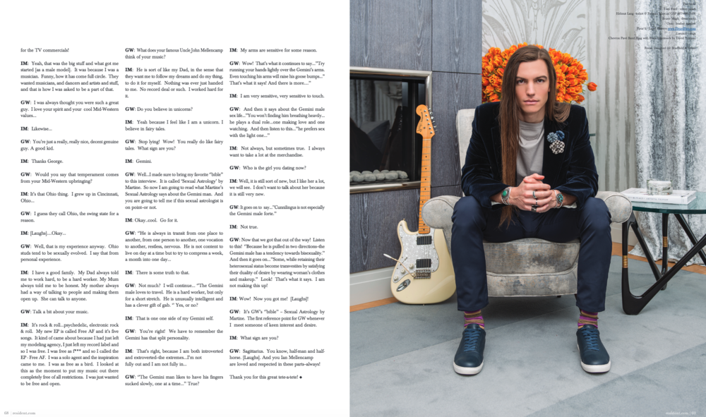Ian Mellencamp in Resident Magazine by photographer Andrew Werner 3.png