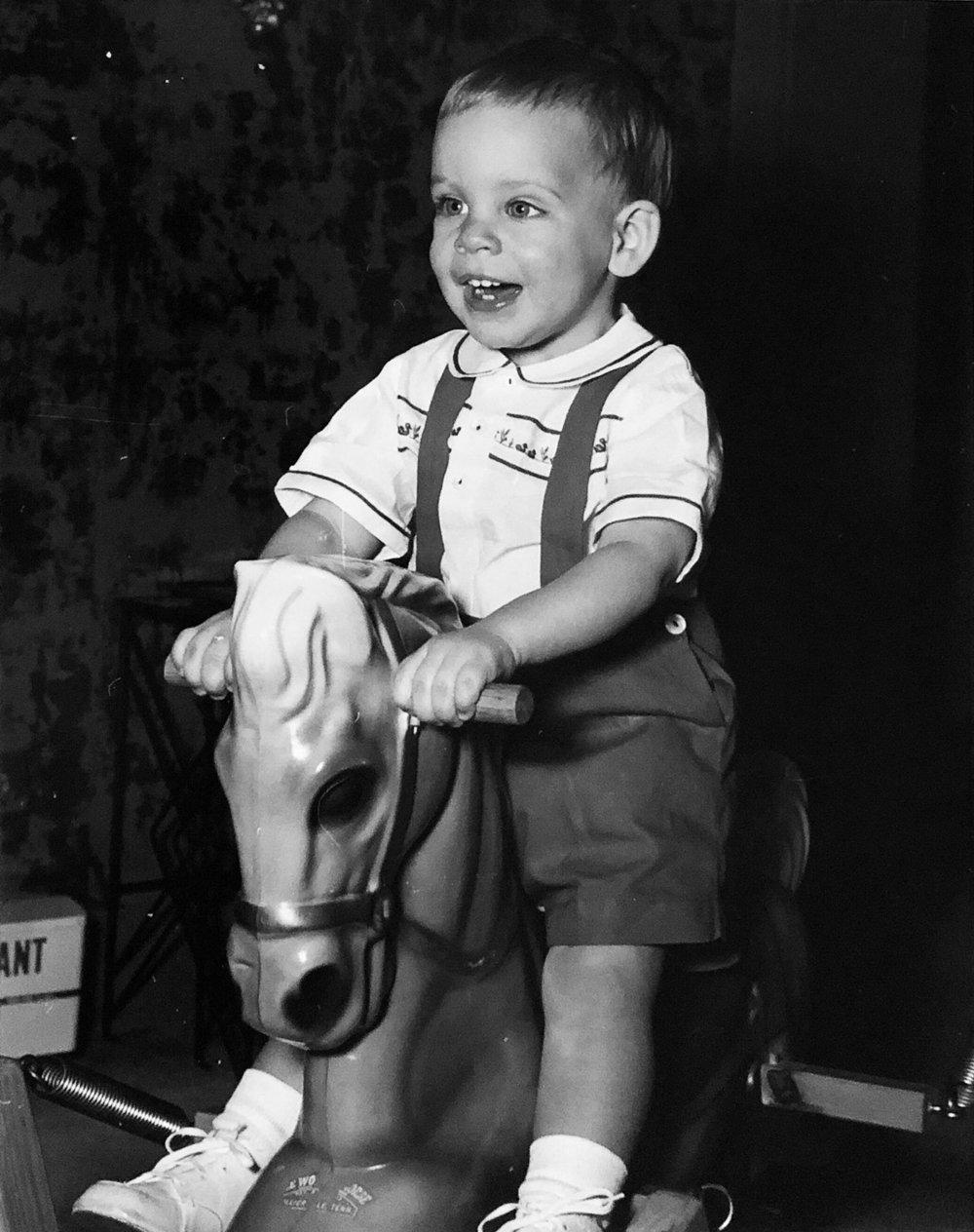 Rocky, vers l'âge de deux ans.