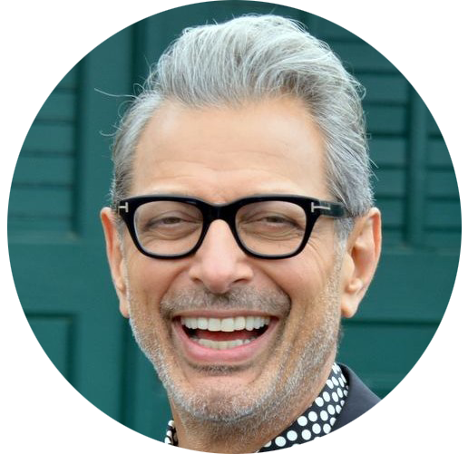 Jeff Goldblum -