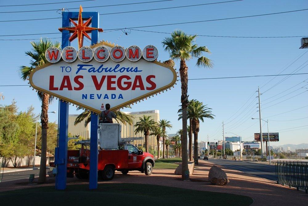 Altec - YESCO truck at Las Vegas sign.jpg