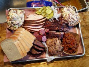Adamson BBQ - Platter