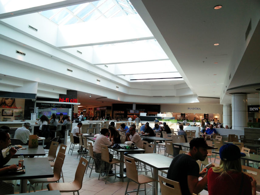 Duffer Mall Food Court