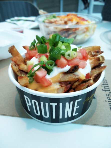 Dufferin Mall - New York Fries