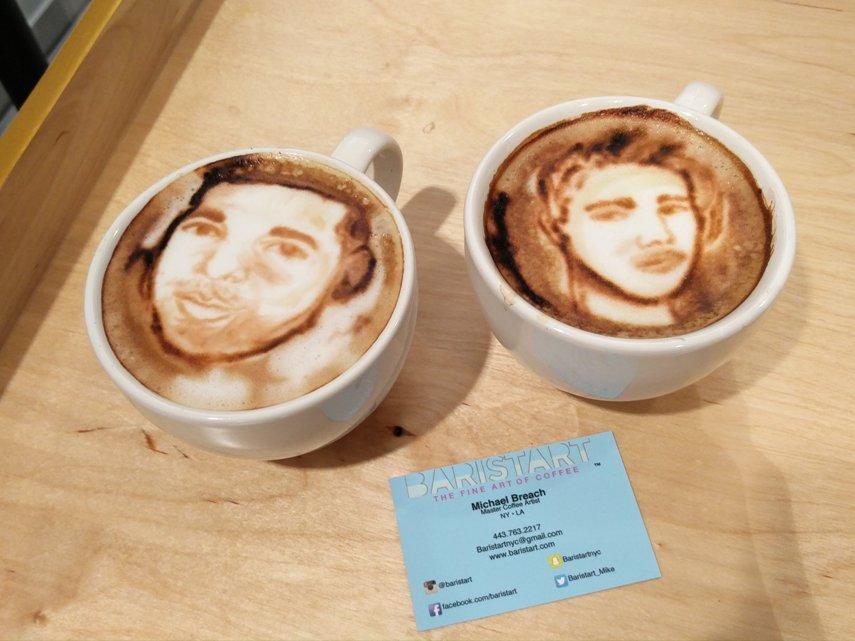 Nordstrom Yorkdale Gala - Latte Art
