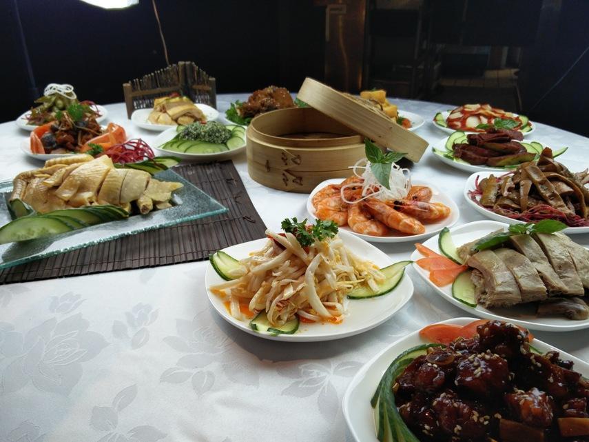 Yu Garden - Feast