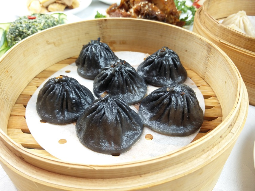 Yu Garden - Truffle Soup Filled Dumplings