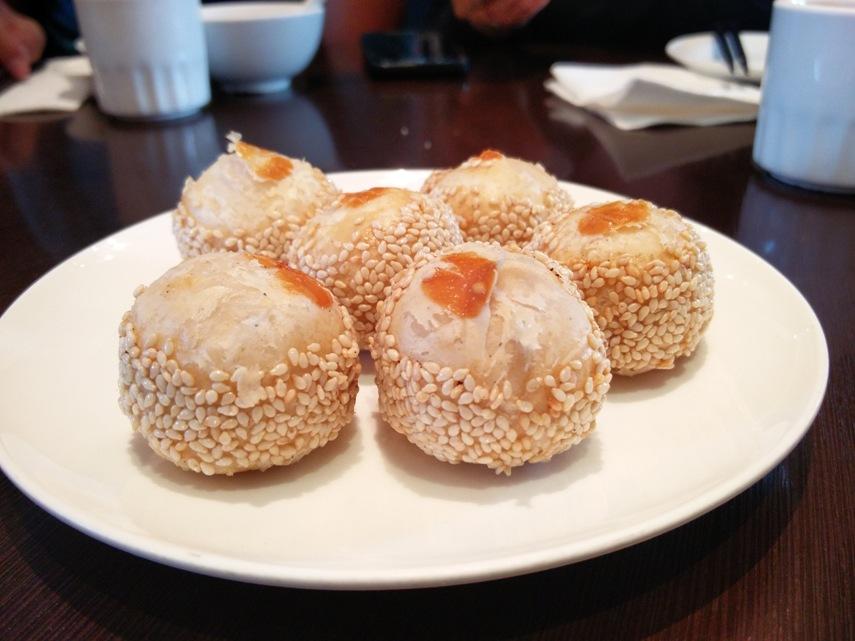 Yu Garden - Cashew Pastry
