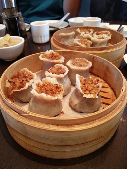 Yu Garden - Sticky Rice Dumpling
