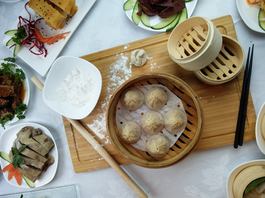 Yu Garden - Soup Filled Dumplings