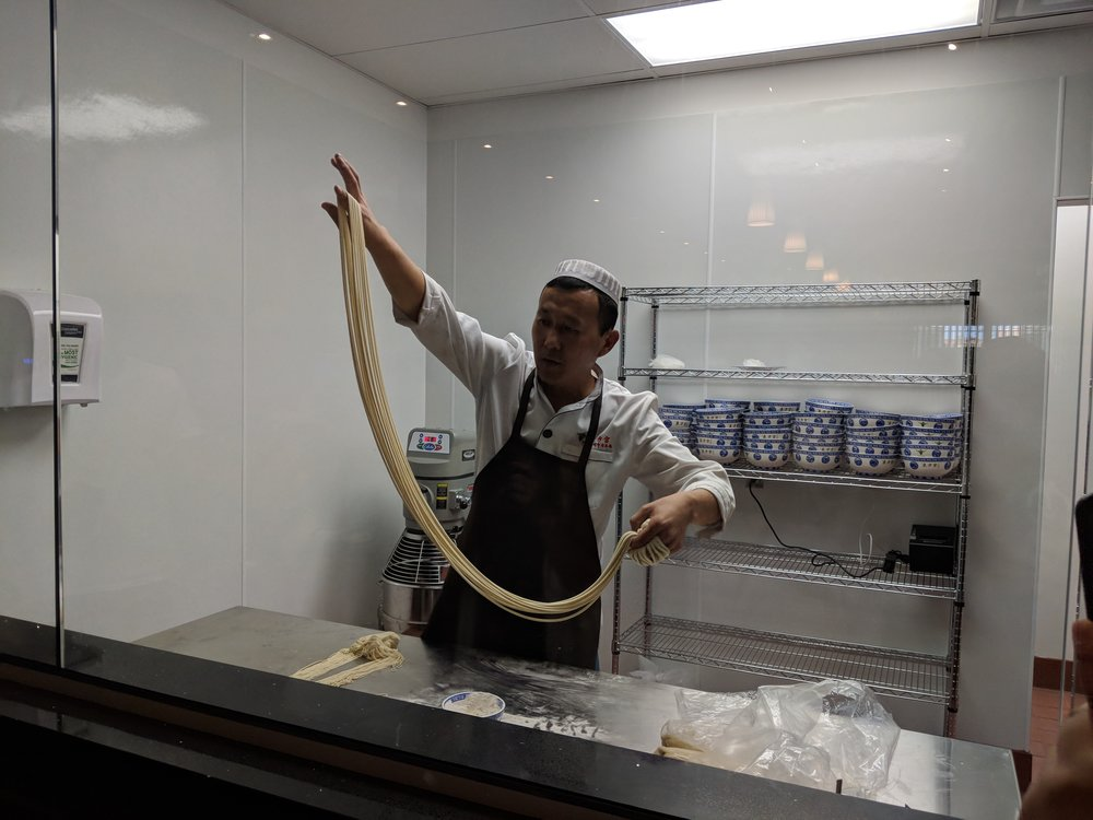 hand pulled noodles omni palace noodle house north york