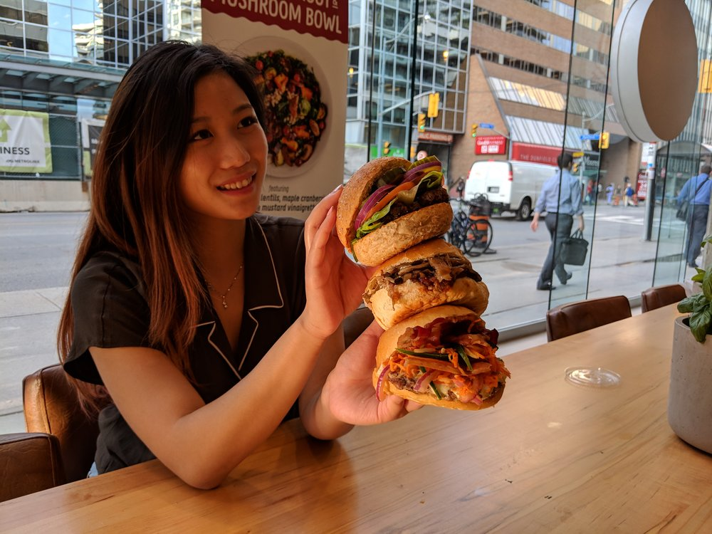 b.good canada national burger day