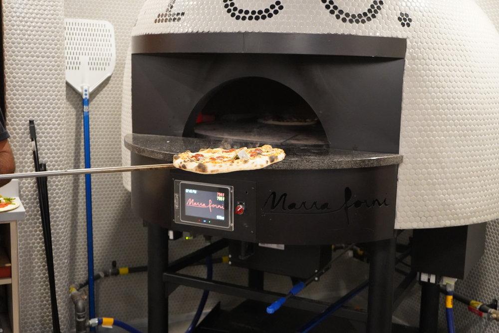 1000 Degree Pizza Oven