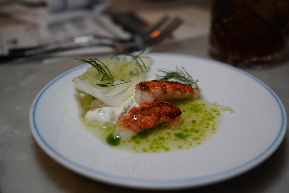 taste of iceland langoustine lena toronto