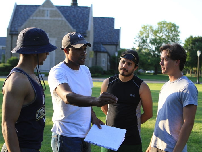 - Faith rewarded in Notre Dame's production of Shakespeare's 'Pericles'By Andrew S. Hughes South Bend Tribune