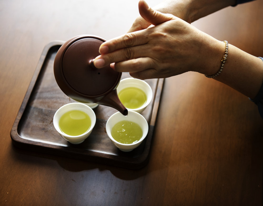 7. Have some green tea - Green tea is the healthiest beverage on the planet. It is loaded with antioxidants and nutrients that have powerful effects on the body.