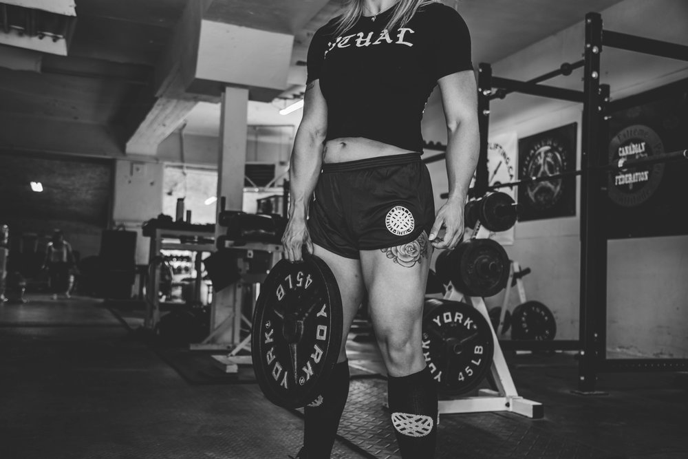 Lower Body Day 1 (Quads and Glutes) -