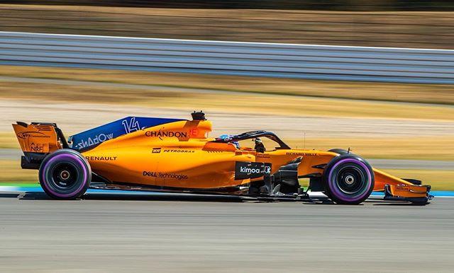 Fernando Alonso, en av världens mest framgångsrika racerförare, lämnade Mclaren-Renault och Formel 1 efter säsongen 2018. . Alonso blev världsmästare vid två tillfällen och körde in knappt 1900 poäng under sina år i F1. . Foto: Martin Eriksson / Frilansfotograferna