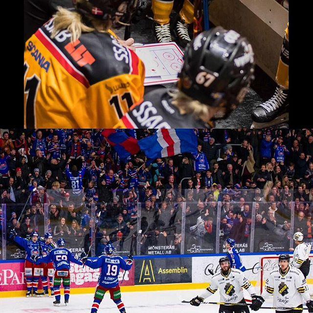 Två viktiga hockeymatcher i dag! Ska @iko_officiell ta 3:dje segern mot @aikhockey och vinna @hockeyallsvenskan_official finalen!  @luleahockey /MSSK måste försöka komma med en annan plan än två tidigare matcherna mot @lhcdam för att Linköpings damerna inte ska stå som Guldmedaljörer i @sdhl.se efter dagens match. Vi finns givetvis på plats med fotografer på båda matcherna. #hockey #vinnare