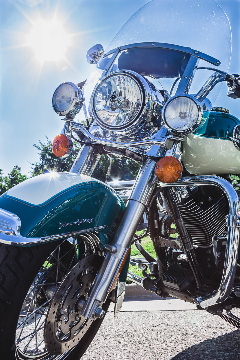 Motorcycle Rally -
