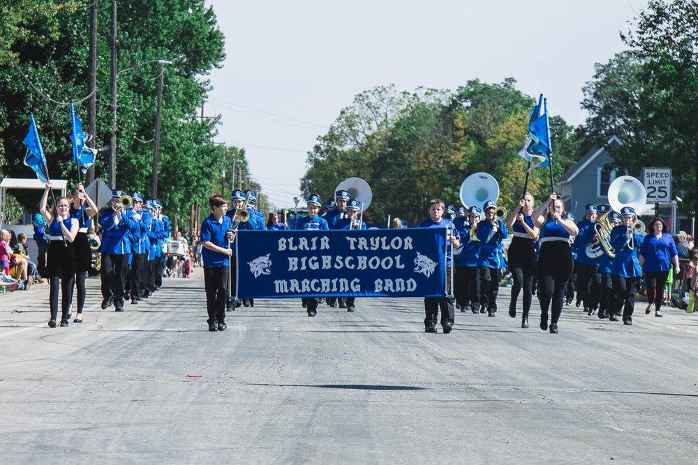 Grand Parade -