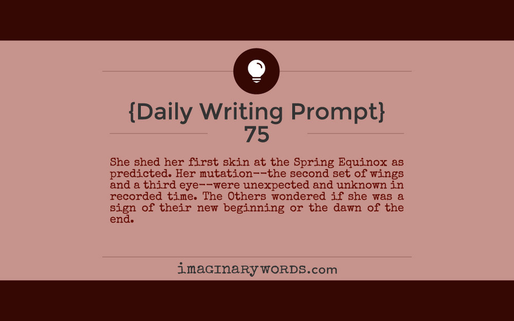 what if writing prompts