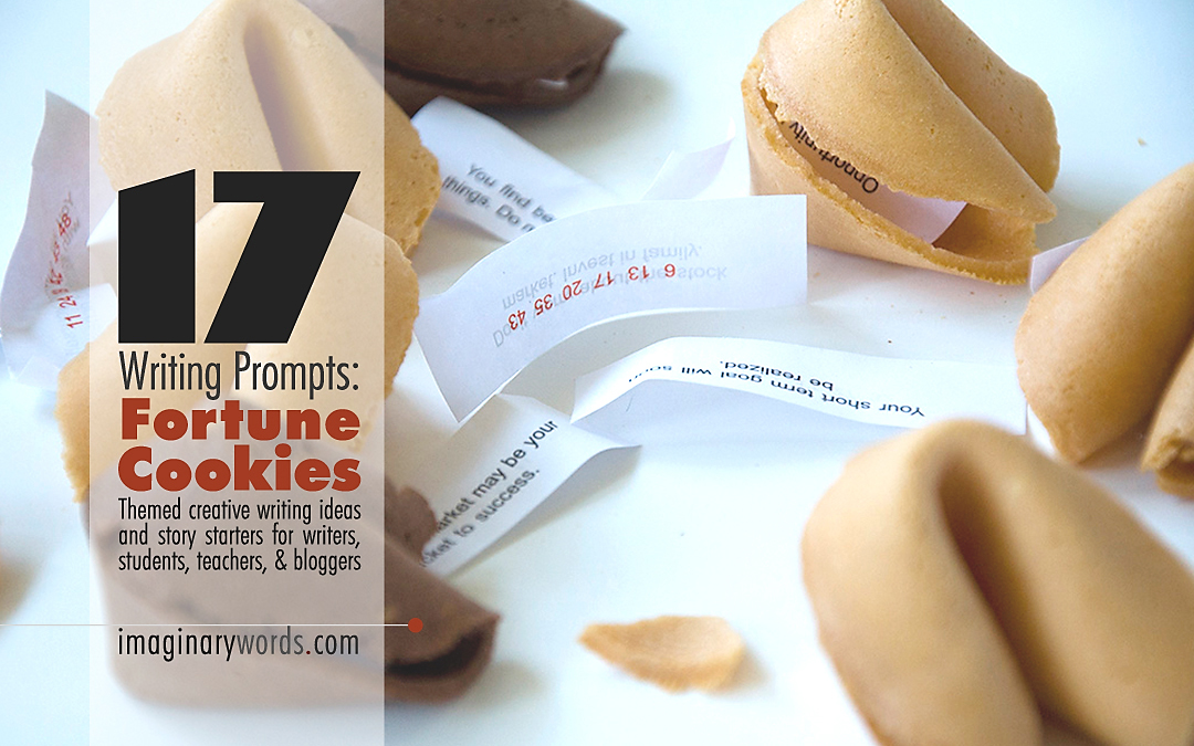 Writing Ideas: Fortune Cookies
