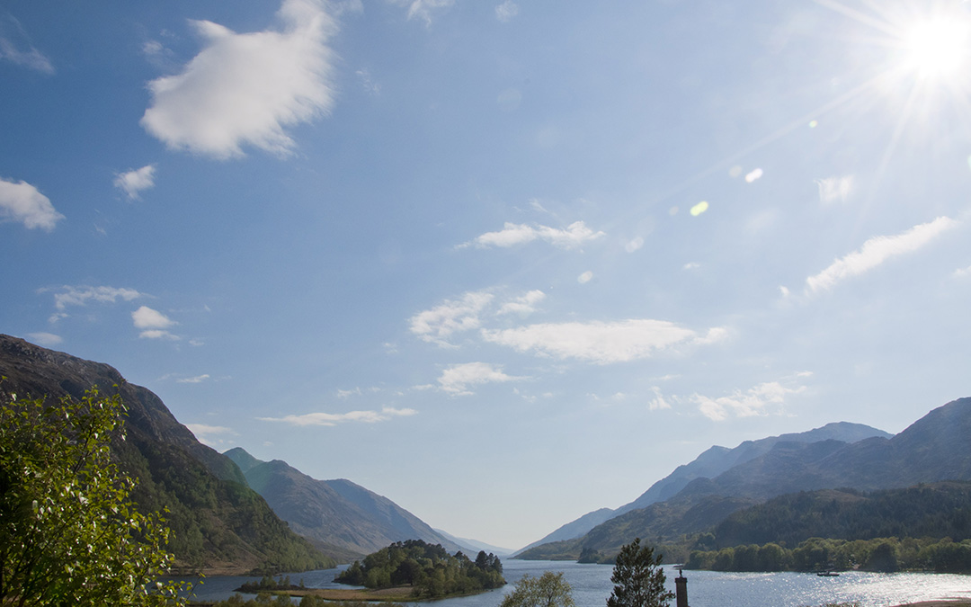 Glenfinnan, Scotland photograph (c)Marnie Adams