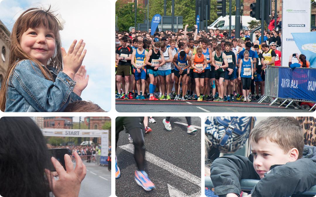 Leeds Half Marathon Sidelines