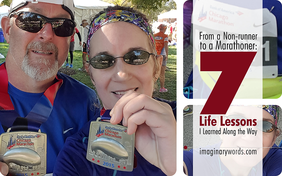 From Non-Runner to Marathoner: 7 Life Lessons I Learned Along th
