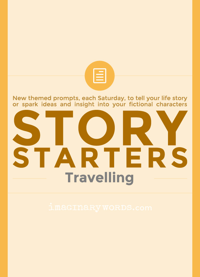 Story Starters: Travelling