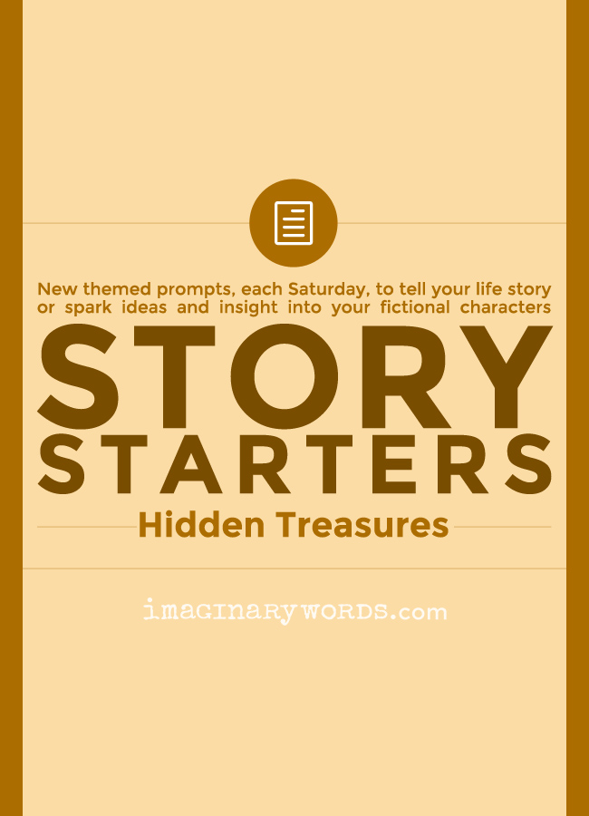 Story Starters: Hidden Treasures