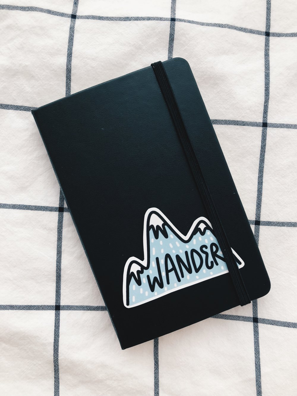 Check out the 'wander' sticker  here !