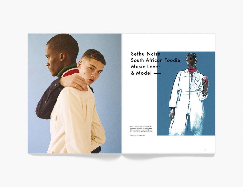 Marble Magazine - 1