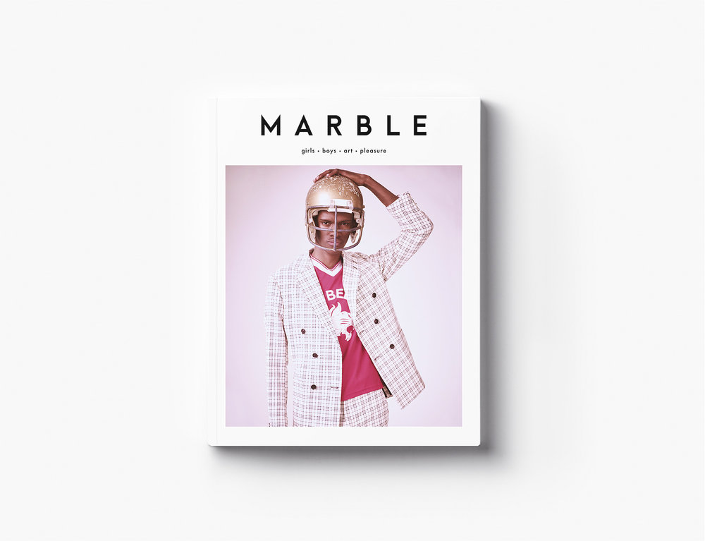Copy of Marble Magazine Cover