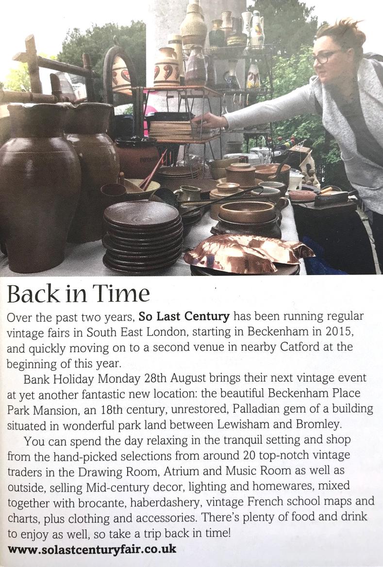 VE Magazine, August/September 2017