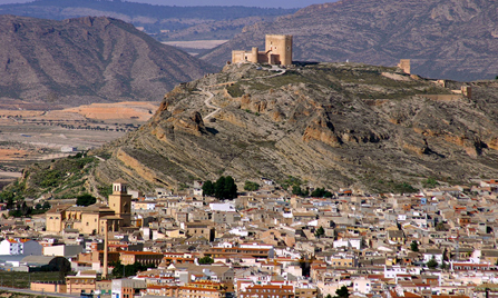Jumilla Spain.  Photo Source .