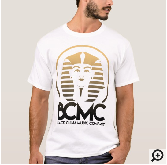 Merchandise — Black China Music