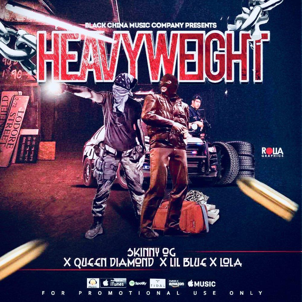 Heavyweight - Listen on Netease Music